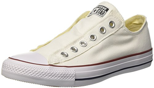 Converse Ct As Slip, Herren Durchgängies Plateau Pumps, Weiß (Optical White), 39.5 EU