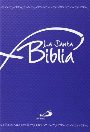 La Santa Biblia    (Tamaño Bolsillo): modelo escolar - tapa dura por Evaristo Martín Nieto