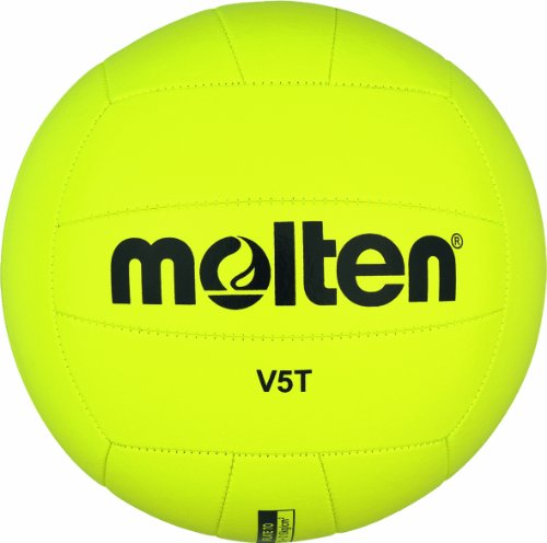 Molten Volleyball V5T, Gelb, 5