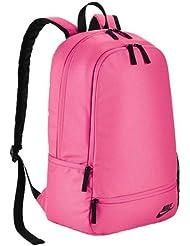 Nike Classic North Solid Mochila, Hombre, Rosa (Digital Pink / Digital Pink / Black), Talla Única