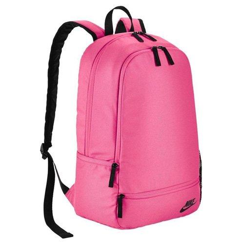 Nike Classic North Solid Mochila, Hombre, Rosa Digital Pink/Black, Tal