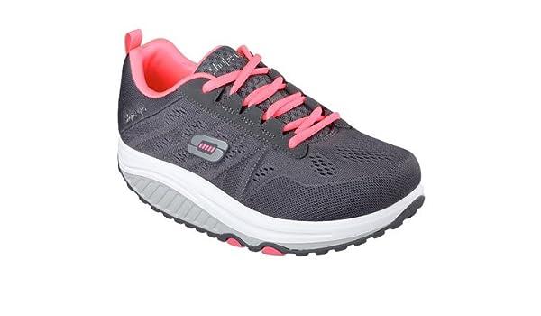2020] Shape Ups Schuhe mit Abrollsohle von Skechers