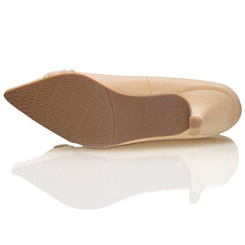BATA - Scarpe con Tacco donna Beige