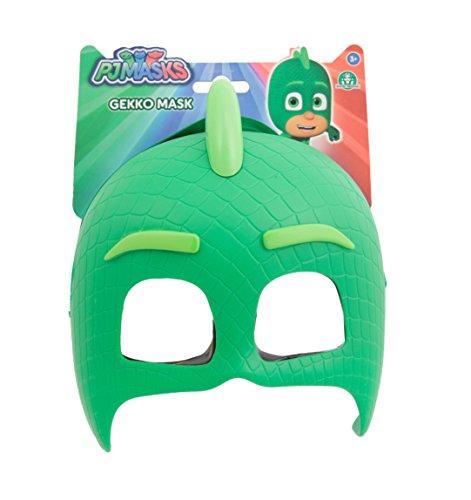 Giochi preziosi- pj masks geco maschera, multicolore, pjm08300