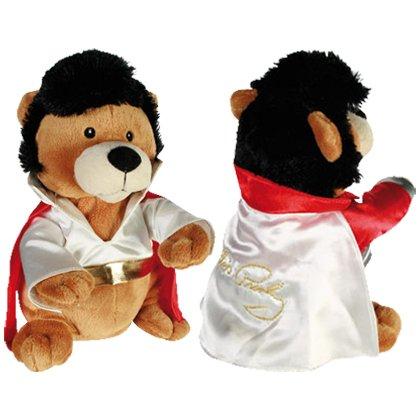Tanzbär Elvis mit Gesang! - Tanzbären