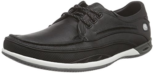 Clarks - Orson Lace, Scarpe Oxford Uomo Nero (Black Leather)
