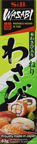 S&B Neri Wasabi, 5er Pack (5 x 43 g)