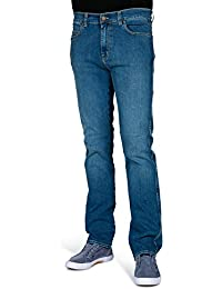 Redman Texan double stone used-Jeans droit Homme.