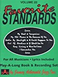 Favourite Standards: Play-Along Volume 22