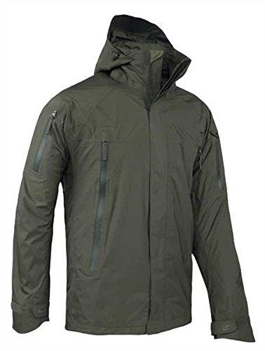 Regenjacke Carinthia PRG Jacket Oliv, L, Oliv