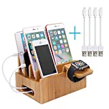 BEEBO BEABO Charging Stand Desk Docking Station Organizer Storage Container for Multiple Devices