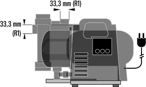 Einhell BG-AW 1136 Hauswasserautomat - 8