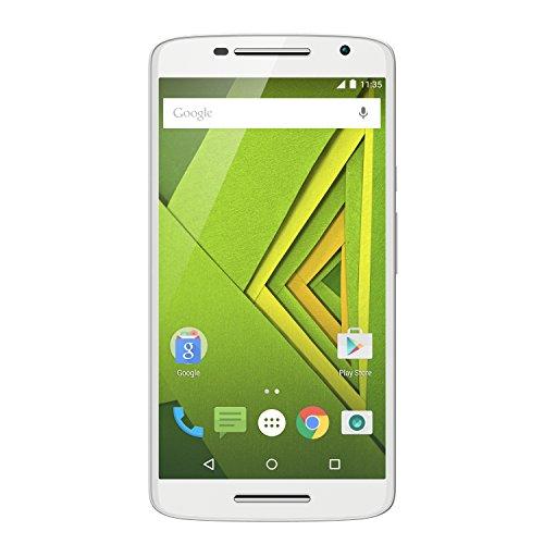 Motorola Moto X Play 4G Smartphone (14cm (5,5 Zoll) Display, 16 GB, Android 5.1 Lollipop, entsperrt, Dual-Nano-SIM) - Motorola X Handy Entsperrt