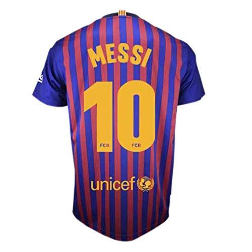 Camiseta 1ª equipación del FC. Barcelona 2018-2019. Replica Oficial Licenciado con dorsal...