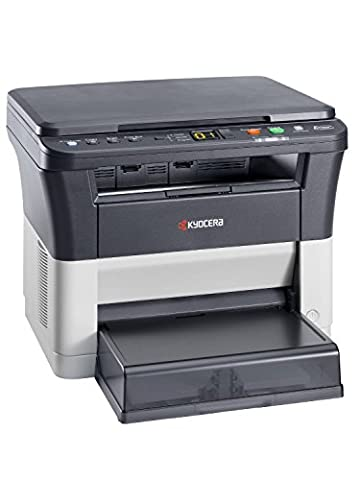 Kyocera FS-1220MFP A4 USB 3-in-1 Monochrome Laser Desktop Printer + Extra Set Of Original Kyocera Toner (Black 1600