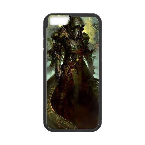 Darksiders coque iPhone 6 Plus 5.5 Inch Housse téléphone Noir de couverture de cas coque EBDXJKNBO15021