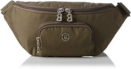 Bogner Damen Belly Bag Gürteltasche, Grün (Fango 368), 29x12x5 cm