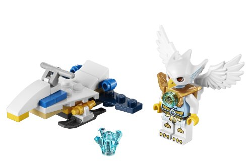 LEGO Legends of Chima: Ewar's Acro Fighter Set 30250 (Bagged) by - Legends Chima-sets Lego Of