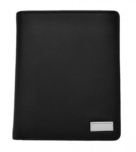 PORSCHE DESIGN Billfold V7 Bourse Portefeuille P 3300 Noir Black