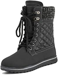 80e7a9e3a52bc Polar Boot Womens Fleece Lined Snow Winter Waterproof Hiking Durable Ankle  Boots