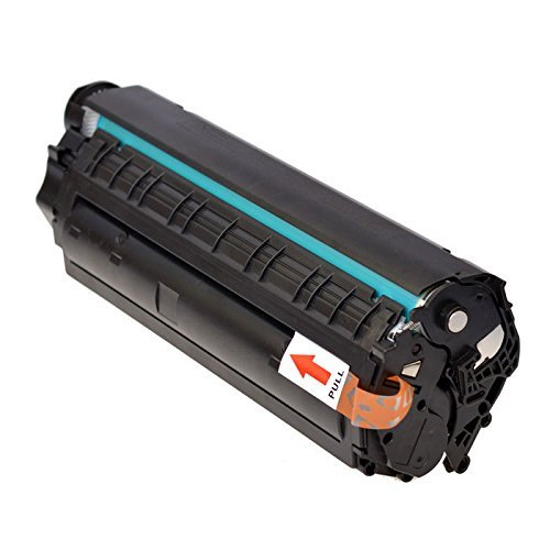 Prash 12A Black Cartridge Toner Compatible For HP 12A FOR HP LaserJet 1010, 1012, 1015, 1018, 1020  available at amazon for Rs.599