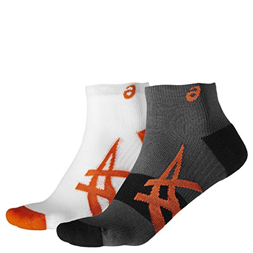 ASICS Herren Running Pack von 2Paar Socken Lightweight -