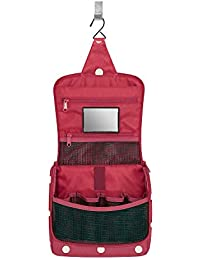 Reisenthel toiletbag, ruby dots, WH3014