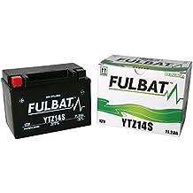 Batería FULBAT YTZ14S 12V 11,2Ah 230A Largo: 150 x Ancho: 88 x Alto 110 (mm)
