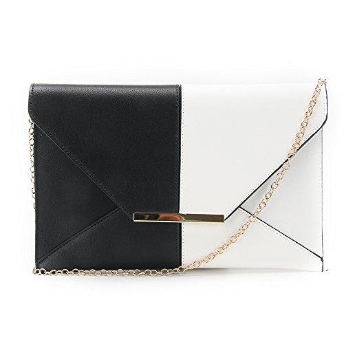 yasmin-bags-pochette-enveloppe-femme-noir-jeb115bkw-black-white