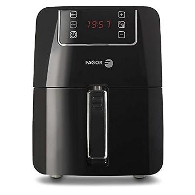 Fagor 965010008AF-600ec Hot Air Fryer Noir, 2,2kg