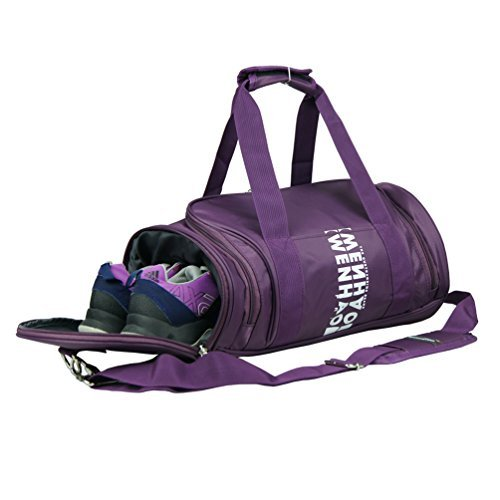 Travel Duffels Lyric Music Duffle Bag Luggage Sports Gym for Women /& Men