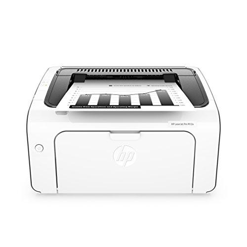 HP LaserJet Pro M12a Laserdrucker (Drucker, USB, 600 x 600 dpi) weiß