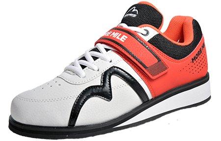 more-mile-lift-3-peso-sollevamento-cross-fit-scarpe-white-red-black-11-uk