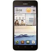 "Huawei Ascend G630 - Smartphone libre Android (pantalla 5"", cámara 8 MP, 4 GB, Quad-Core 1.2 GHz, 1 GB RAM), negro"