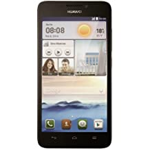 "Huawei Ascend G630 - Smartphone libre Android (pantalla 5"", cámara 8 MP, 4 GB, Quad-Core 1.2 GHz, 1 GB RAM), negro"