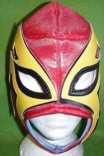Erwachsenen Schocker Kostüm Für - SCHOCKER MEXIKANISCH WWE WRESTLING MASKE FÜR ERWACHSENE LUCHA LIBRE LUCHADORE NEU HERREN KOSTÜM VERKLEIDEN OUTFIT ANZUG-MASKE MASCHERA