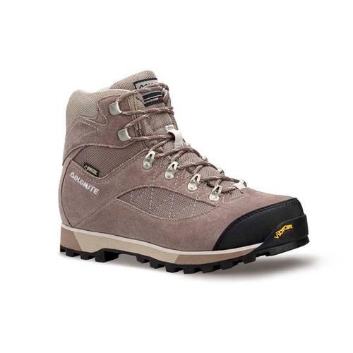 DOLOMITE , Chaussures de randonnée montantes pour femme Bark/Otter