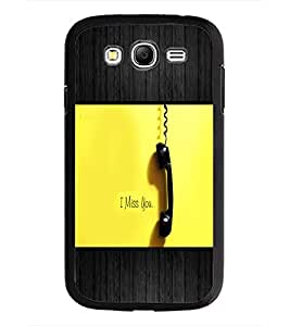 PrintDhaba Quote D-5072 Back Case Cover for SAMSUNG GALAXY GRAND NEO (Multi-Coloured)