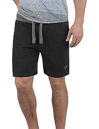 42c13761bbd856 Solid Benni Herren Sweatshorts Kurze Hose Jogginghose Mit Fleece-Innenseite  Und Kordel Regular Fit !