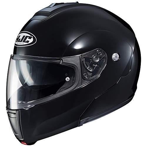 Preisvergleich Produktbild Motorradhelm HJC C90 Logo Schwarz XL Schwarz