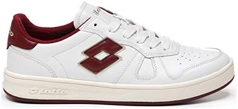 Lotto scarpe da ginnastica Uomo Signature t7379 bianca rosso rosso rosso | Fashionable  9ef8fa