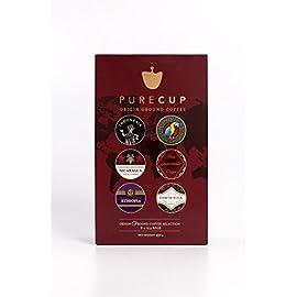 PureCup – Origin Ground Coffee Gift Set – 6 Origins | 75g Each