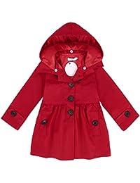 Online-Shop 35851 3a3e0 Suchergebnis auf Amazon.de für: roter mantel - Mädchen ...