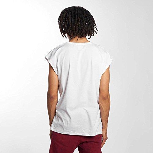 Hype Uomo Maglieria/T-Shirt Sporting Bianco