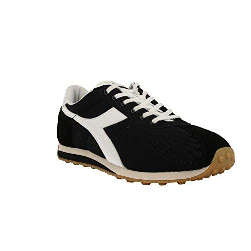 Sneaker Diadora Diadora DIADORA SIRIO BLACK WHITE NEGRO 45