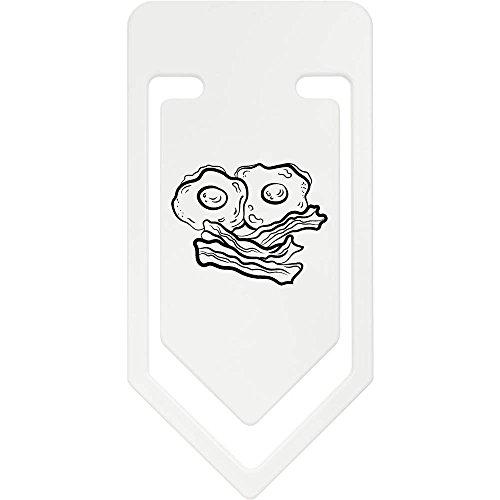 Azeeda 141mm 'Speck und Ei' Riesige Plastik Büroklammer (CC00014548)