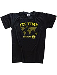 Bitcoin - Its time for Plan B T-Shirt S-XXXL