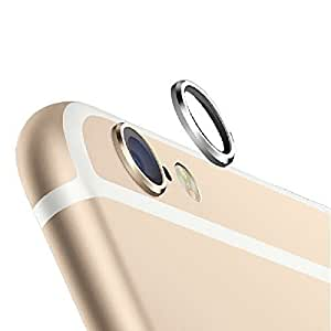 TULMAN Iphone 6 Camera Protector RING (Silver)