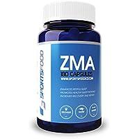 ZMA 500mg x 180 Compresse, più compresse e Miglior Prezzo su Amazon, Maxi Scorta per 6 mesi