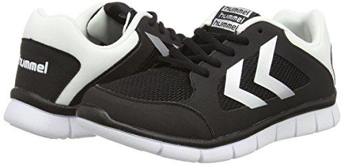 Hummel HUMMEL EFFECTUS FIT, Chaussures indoor mixte adulte Noir - Noir